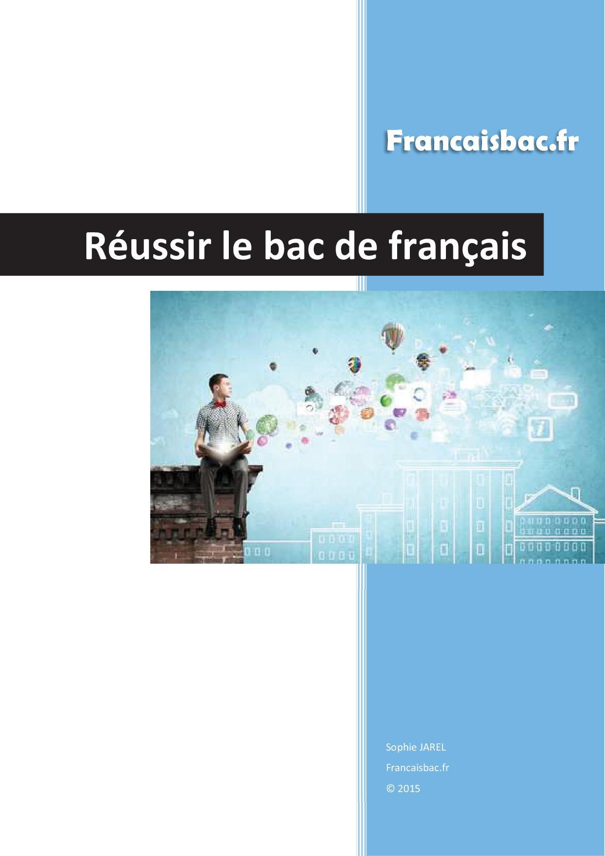 Page De Garde Francaisbac Fr